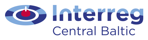 Interreg Central Baltic logo